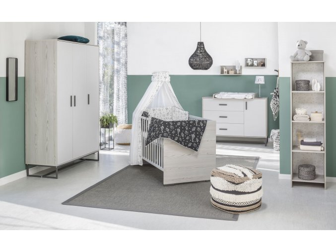 11 235 43 00 Kinderzimmer Pixie Grey