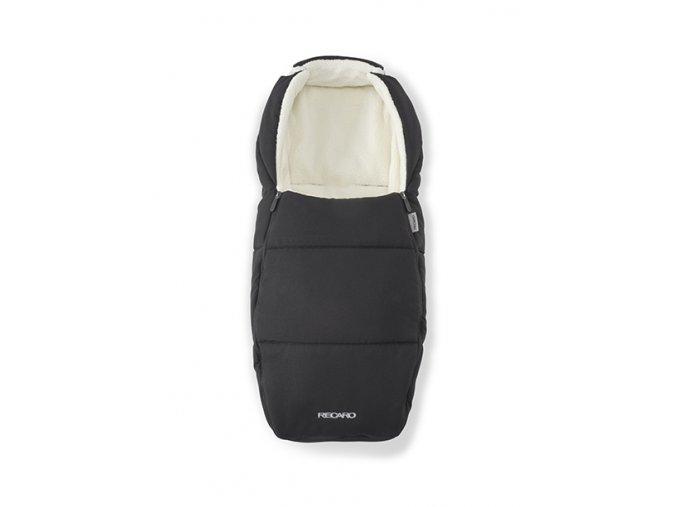 00089230171070 infant carrier footmuff select night black accessories recaro kids