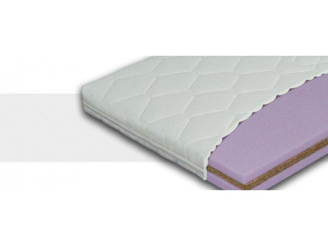 Materasso matrac Baby Kokos 120x60cm