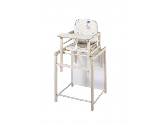 Schardt X-TRA I vysoká stolička