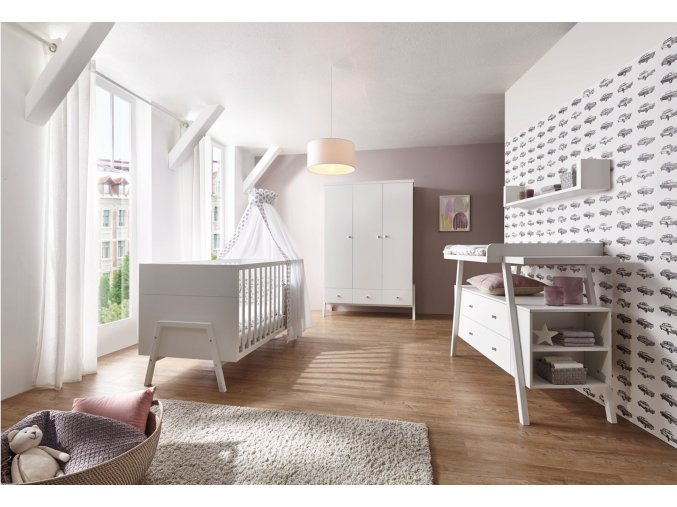 schardt holly white detská izba