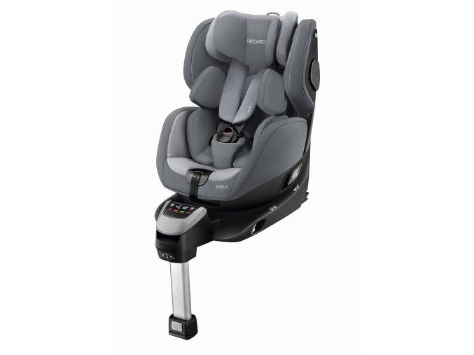 recaro-autosedacka-zero-1-i-size-Aluminium Grey