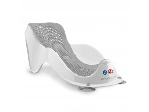 angelcare mini bath support grey 1