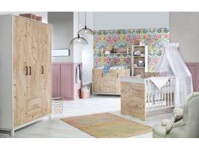 11 914 59 00 Kinderzimmer Timber Pinie