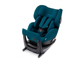 salia select teal green reboarder recaro kids