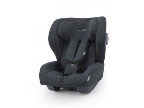 kio select night black reboarder recaro kids