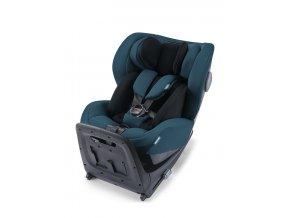 kio feature with newborn inlay reboarder recaro kids 1