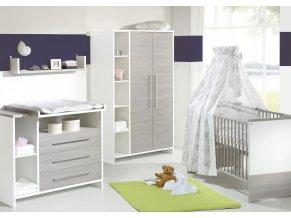 Schardt Eco Silber detská izba