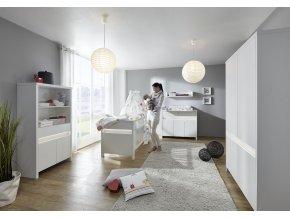 Schardt planet white detská izba