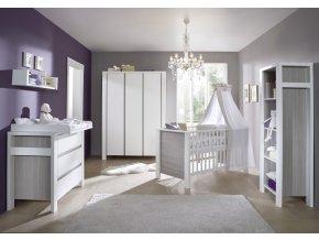 schardt milano pine detská izba