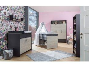 11 950 23 00 Kinderzimmer Clou Schrank 2 Tueren mit Model 1