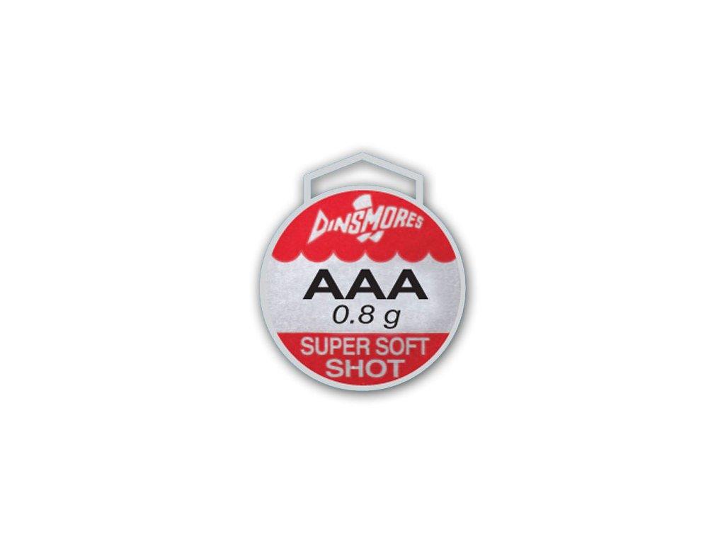 Carp Zoom Náhradní broky AAA - 0,8 g - 25 g  + Sleva 10% za registraci