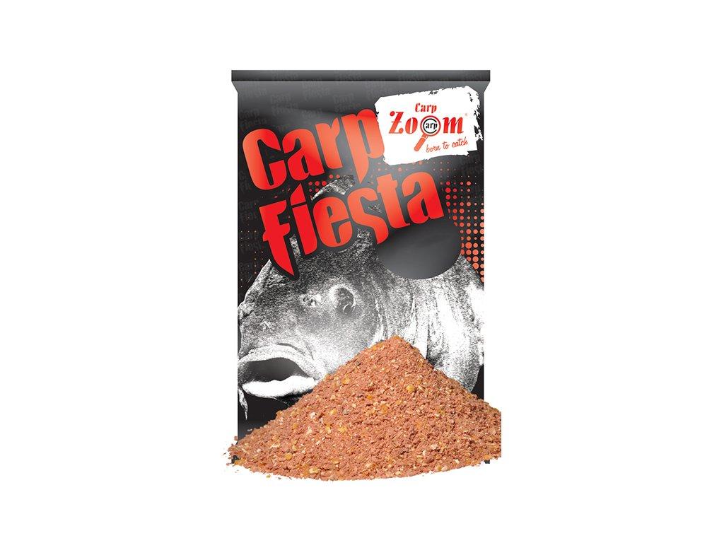 Carp Zoom Carp Fiesta - 1 kg/Jahoda  + Sleva 10% za registraci