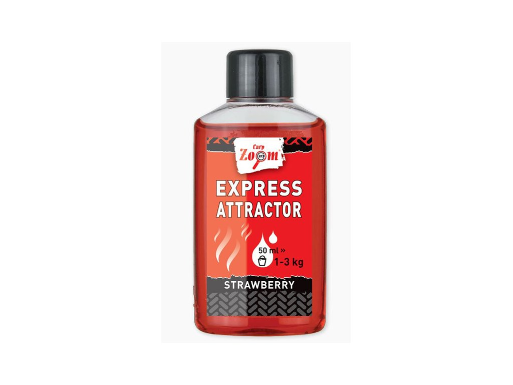 Carp Zoom Express Attractor - 50 ml/Tutti Frutti  + Sleva 10% za registraci
