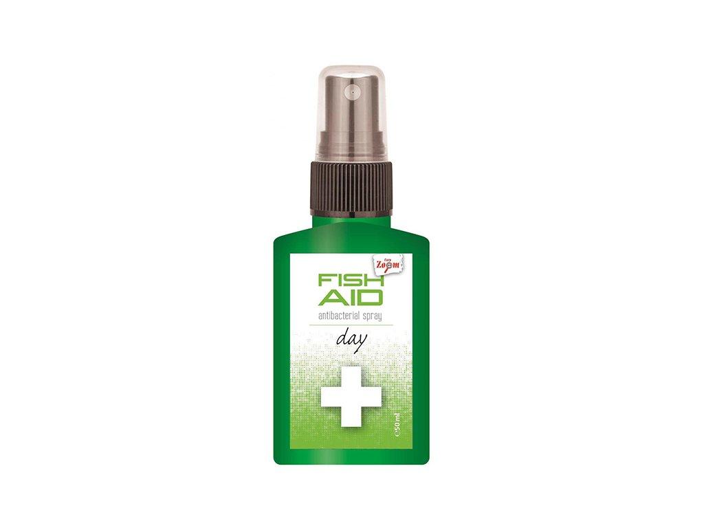 Carp Zoom Fish Aid Antibacterial Spray - 50 ml (denní)  + Sleva 10% za registraci