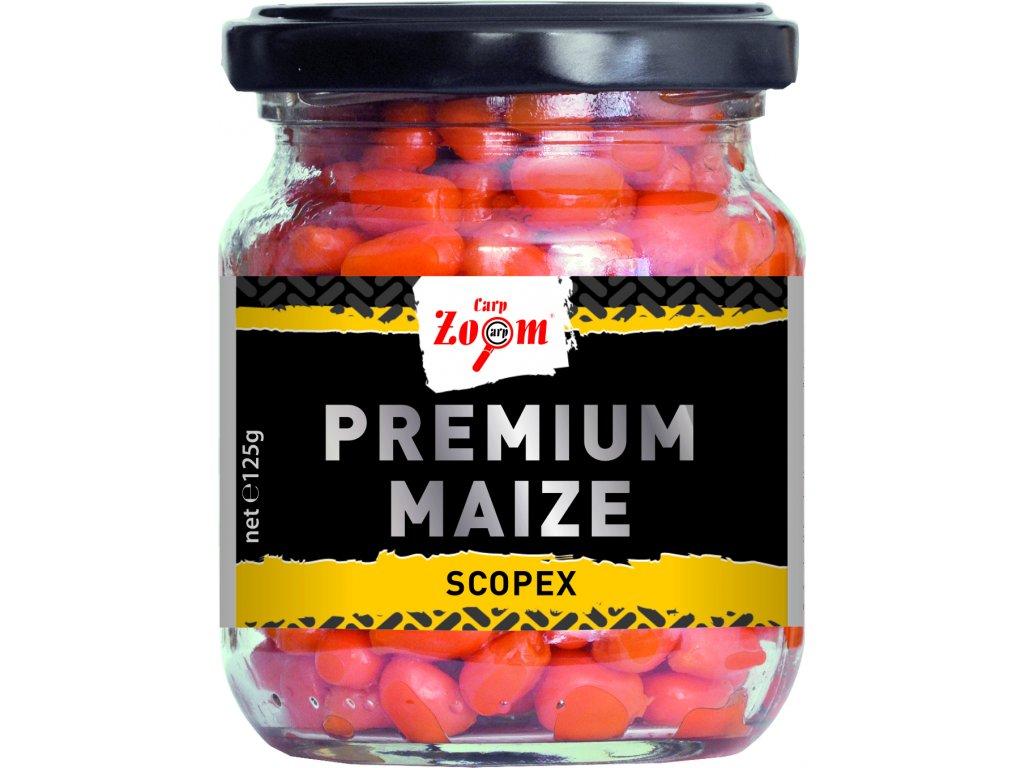 Carp Zoom Premium Maize - 125 g/125 g/Skopex  + Sleva 10% za registraci
