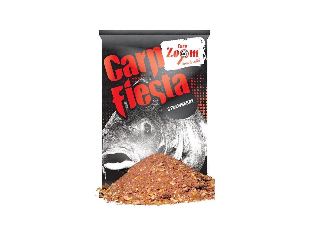 Carp Zoom Carp Fiesta - 3 kg/XXL Carp Jahoda  + Sleva 10% za registraci