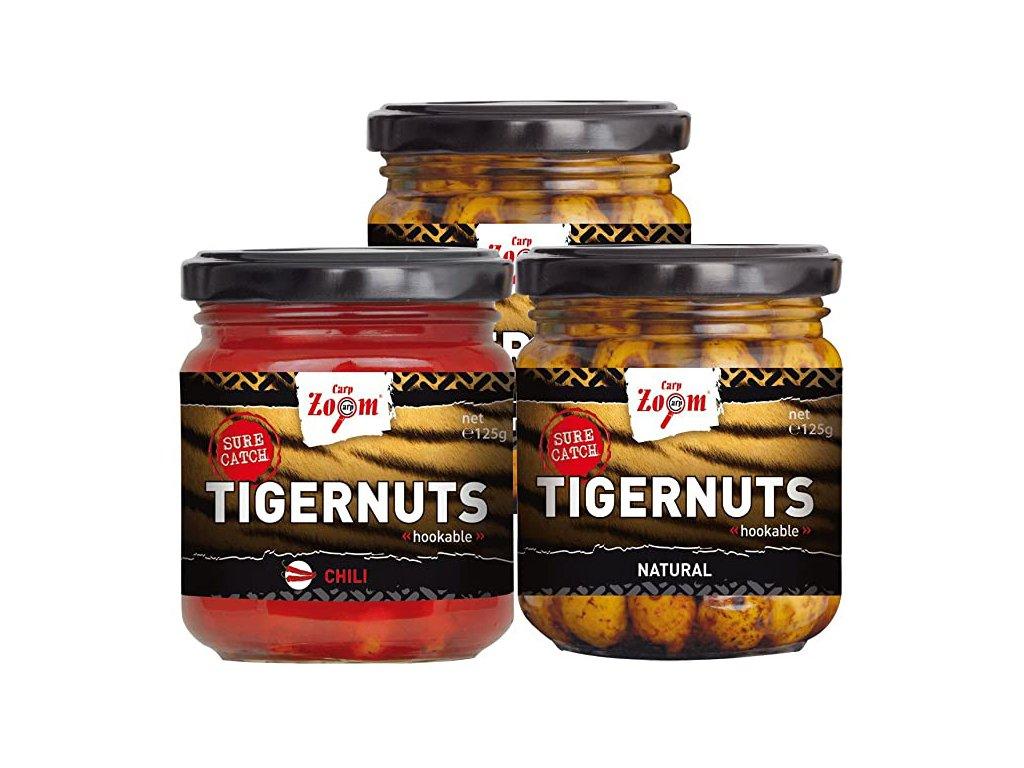 Carp Zoom Tigernuts - Tygří ořech - 220 ml/Čili paprika  + Sleva 10% za registraci