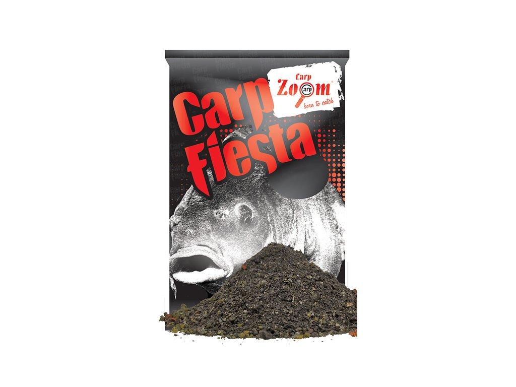 Carp Zoom Carp Fiesta - 3 kg/Rybí Mix  + Sleva 10% za registraci