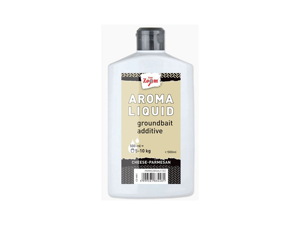 Carp Zoom Aroma Liquid - 500 ml/Citron  + Sleva 10% za registraci