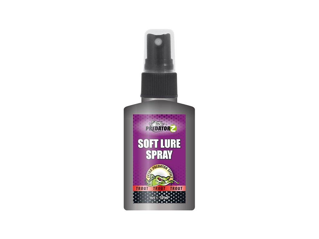 Carp Zoom Predator-Z Soft Lure Spray - 50 ml/Trout (pstruh)  + Sleva 10% za registraci