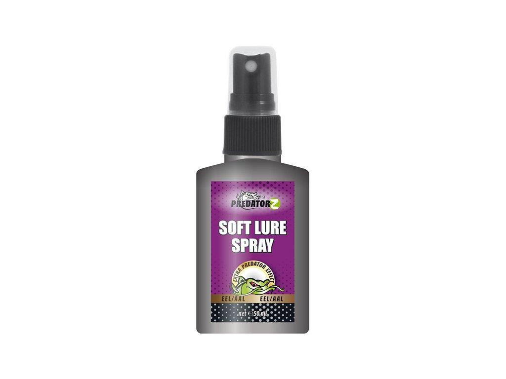 Carp Zoom Predator-Z Soft Lure Spray - 50 ml/Eel-Aal (úhoř)  + Sleva 10% za registraci