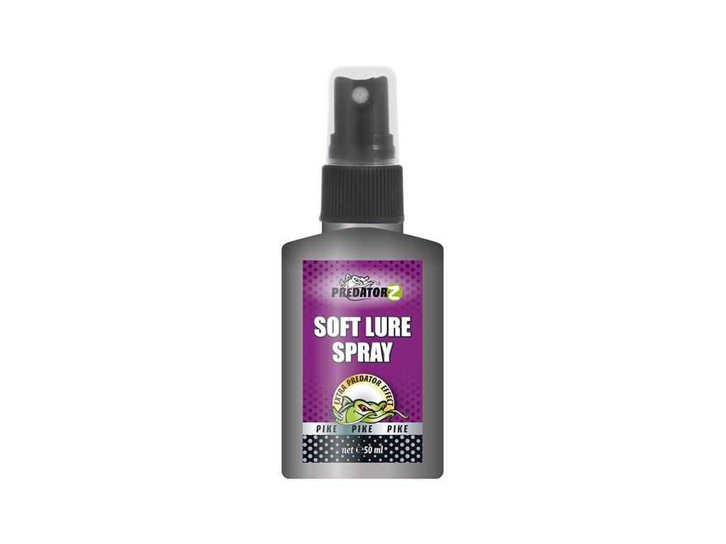 Carp Zoom Predator-Z Soft Lure Spray - 50 ml/Pike (štika)  + Sleva 10% za registraci