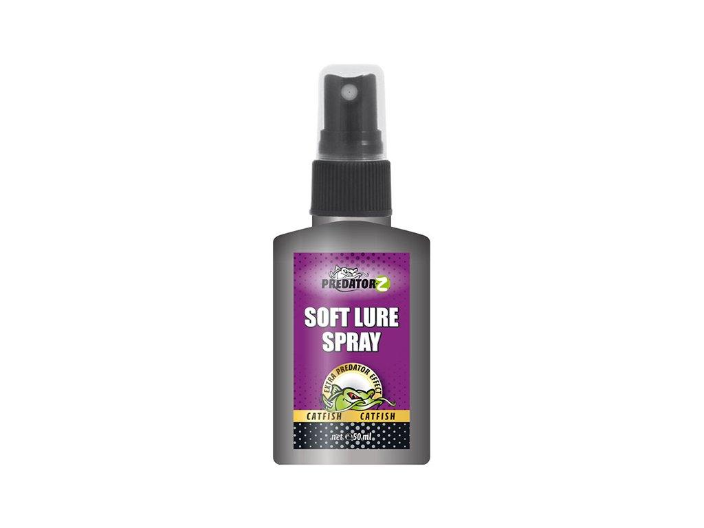 Carp Zoom Predator-Z Soft Lure Spray - 50 ml/Catfish (sumec)  + Sleva 10% za registraci