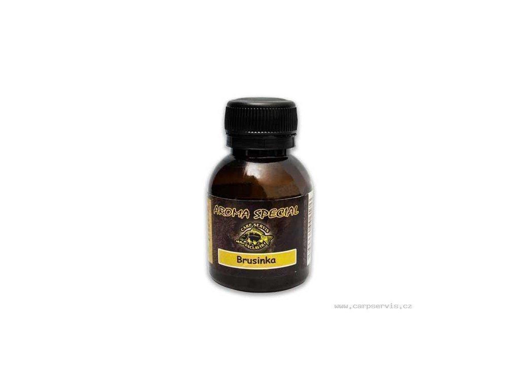 Carp Servis Václavík Aroma speciál - 50 ml/jahoda  + Sleva 10% za registraci