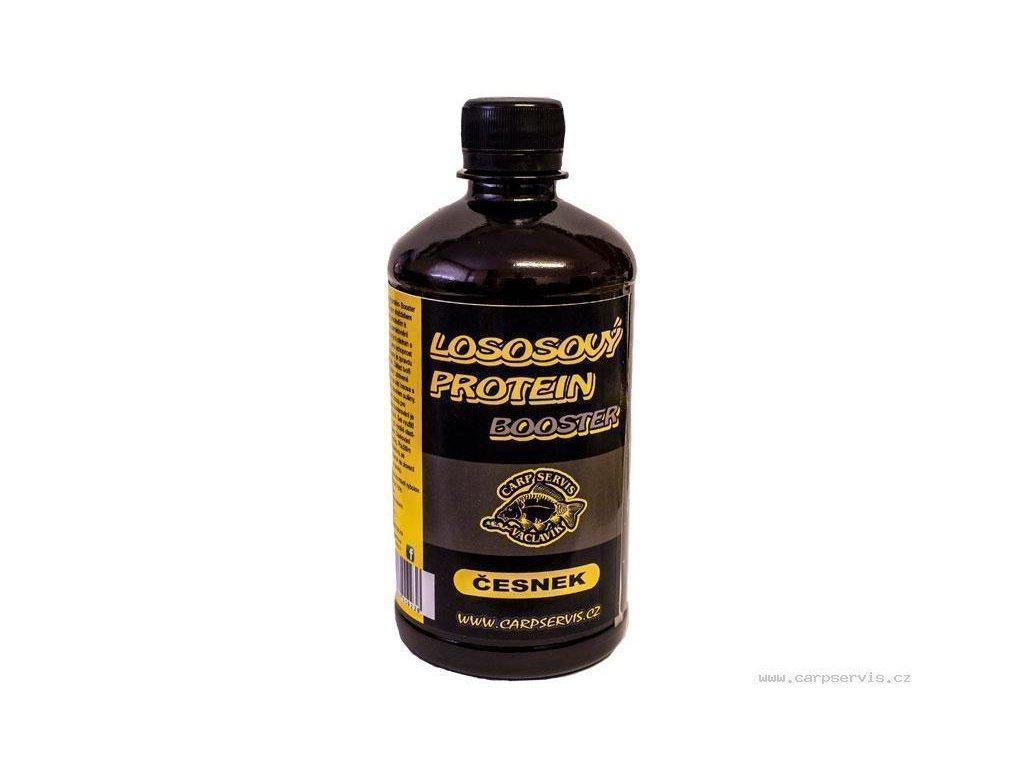 Carp Servis Václavík Lososový protein booster - 500 ml/Oliheň  + Sleva 10% za registraci
