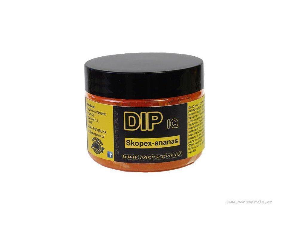 Carp Servis Václavík IQ Dip - 60 ml/Ryba-Banán  + Sleva 10% za registraci