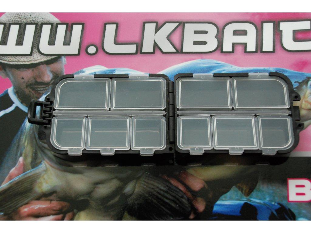 LK Baits Plastic Box S  + Sleva 10% za registraci