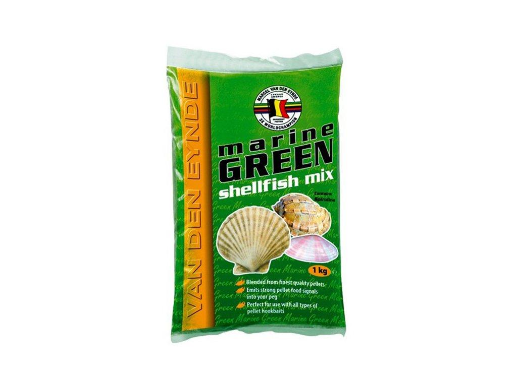 MVDE Marine Green Shellfish 1kg  + Sleva 10% za registraci