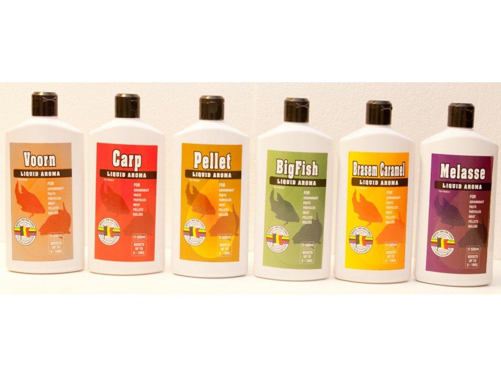 MVDE Liquid Aroma  + Sleva 10% za registraci