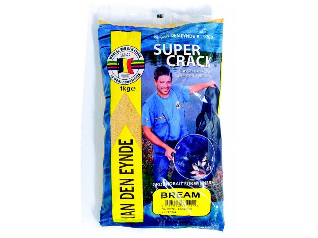 MVDE Super Crack Brasem 1kg  + Sleva 10% za registraci