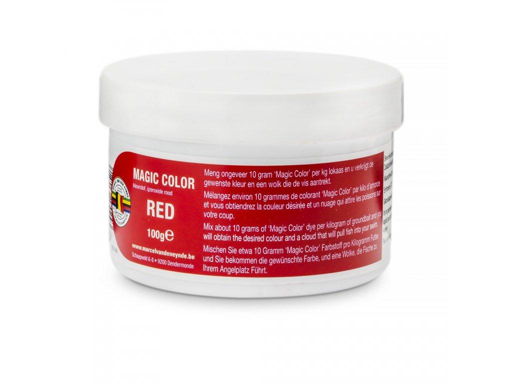 MVDE Magic Color Red 100g  + Sleva 10% za registraci