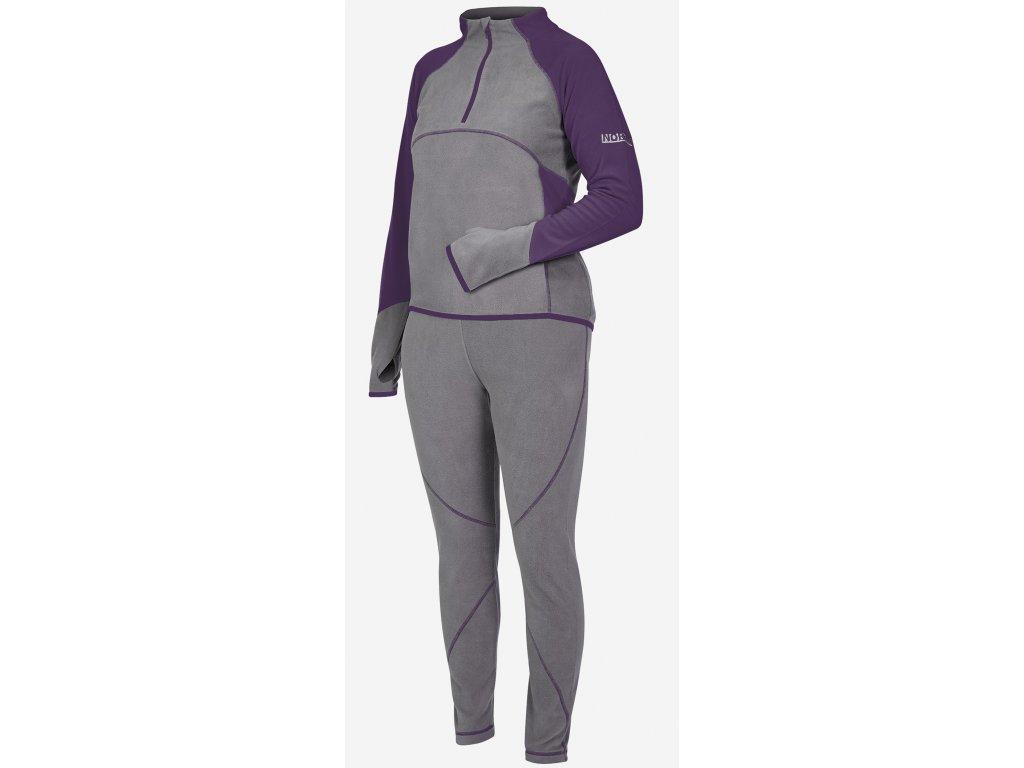 Norfin dámské termoprádlo Performance Purple  + Sleva 10% za registraci