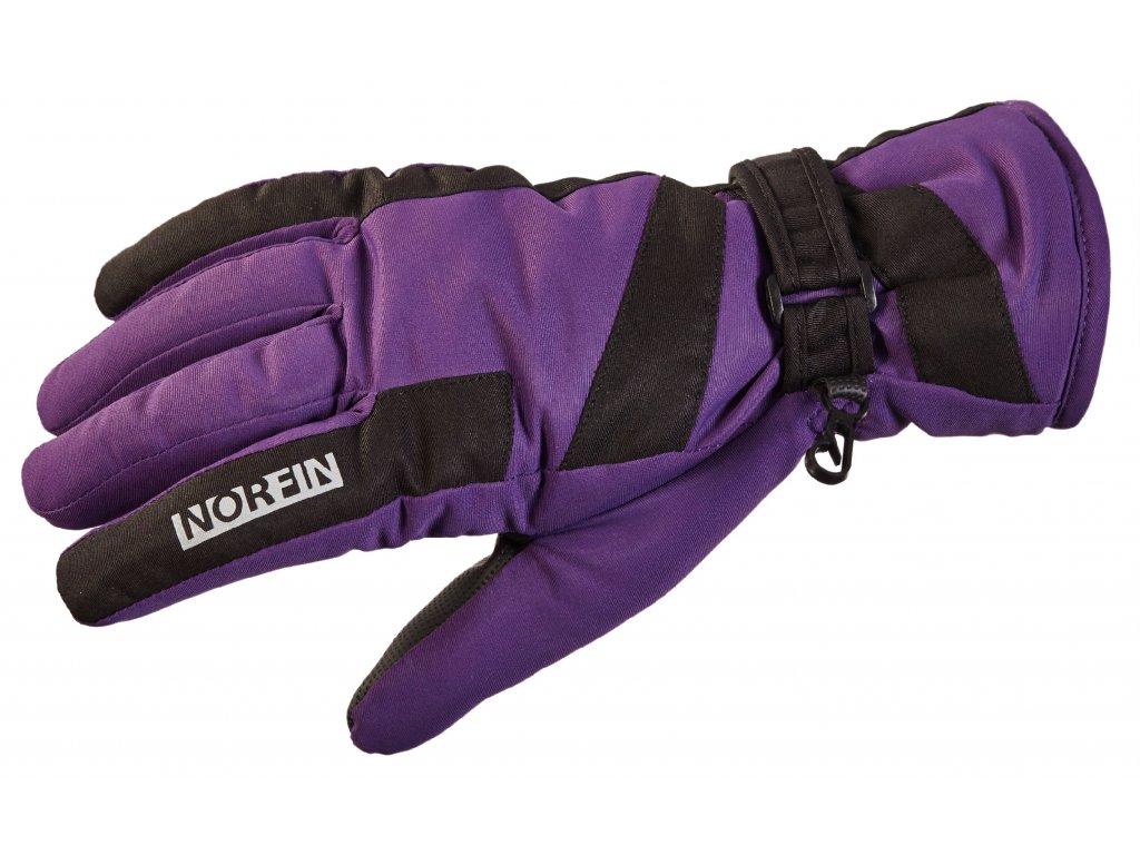 Norfin rukavice Women Windstoper Violet vel. L  + Sleva 10% za registraci