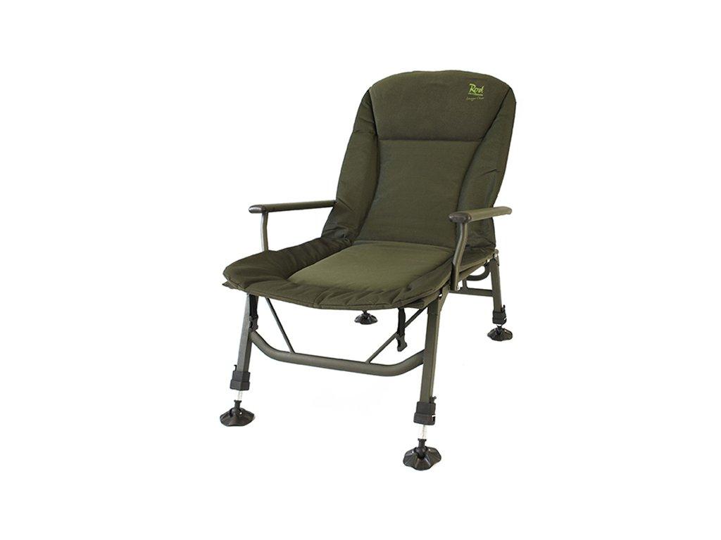 RH křeslo Lounger Chair  + Sleva 10% za registraci + ZDARMA kaprové háčky