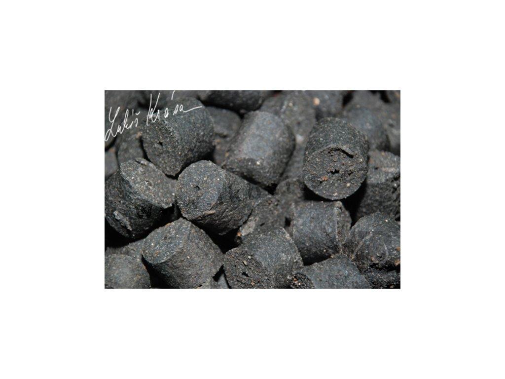 LK Baits Salt Black Hallibut Pellets  + Sleva 10% za registraci