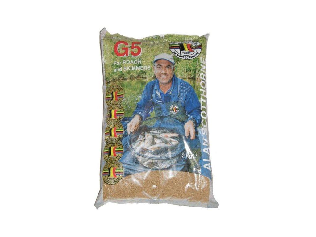 MVDE Vnadící směs G5 2kg  + Sleva 10% za registraci