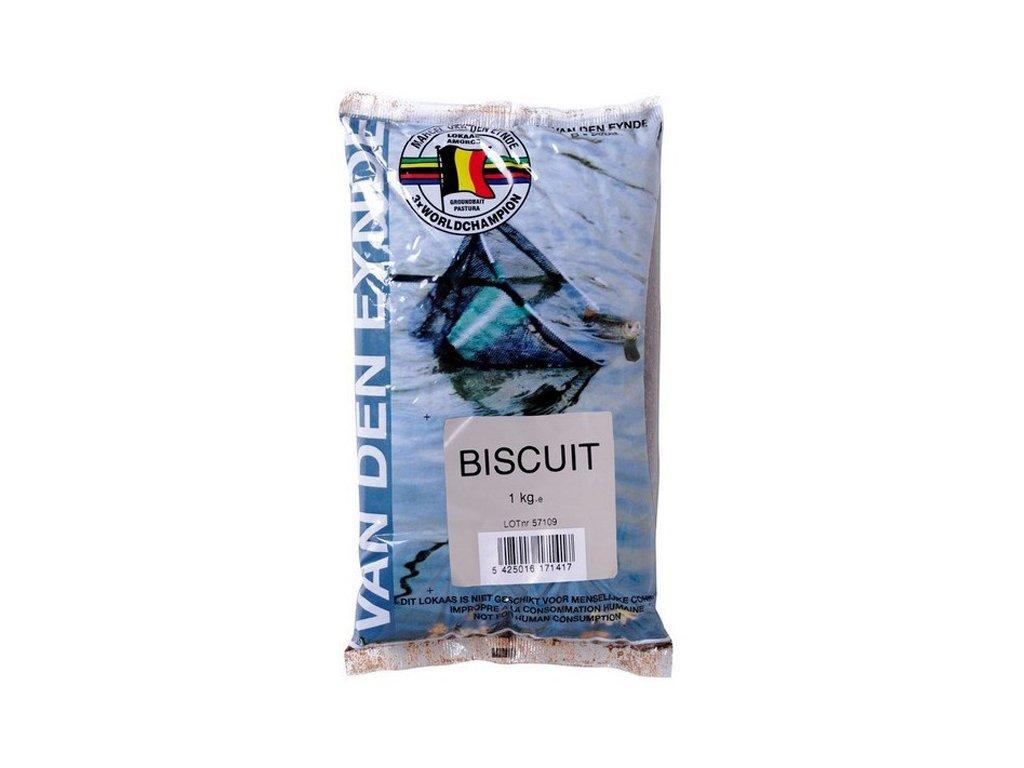 MVDE sušenky Biscuit 20kg  + Sleva 10% za registraci + ZDARMA kaprové háčky