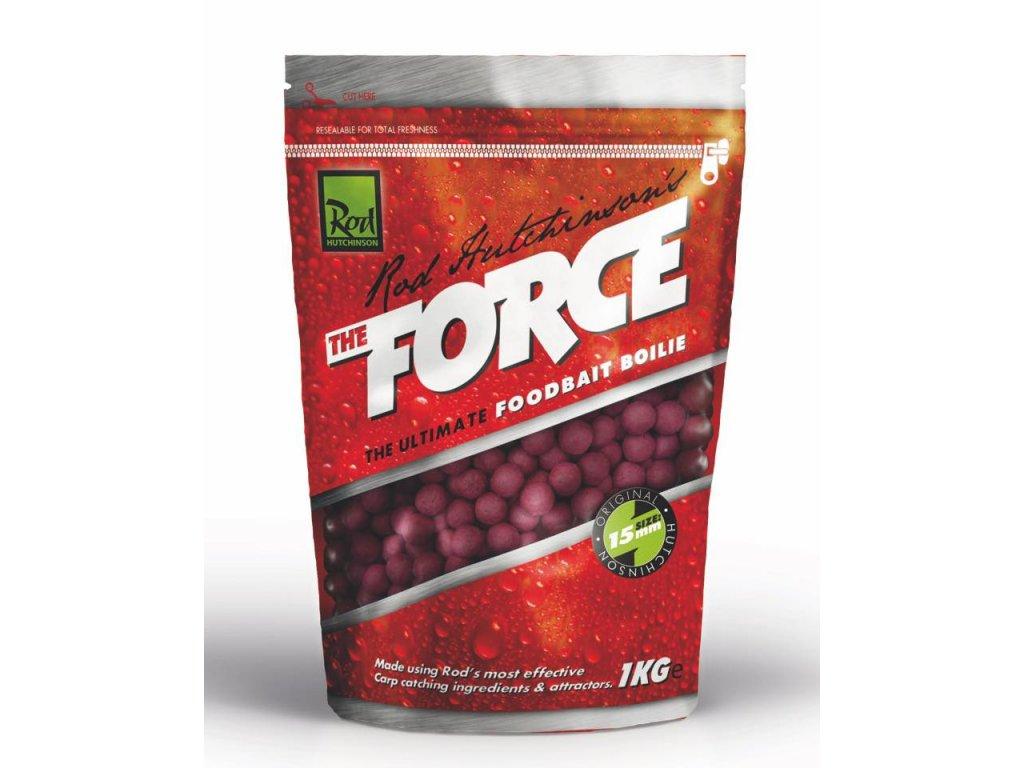 RH boilies The Force Food Bait Boilie  + Sleva 10% za registraci