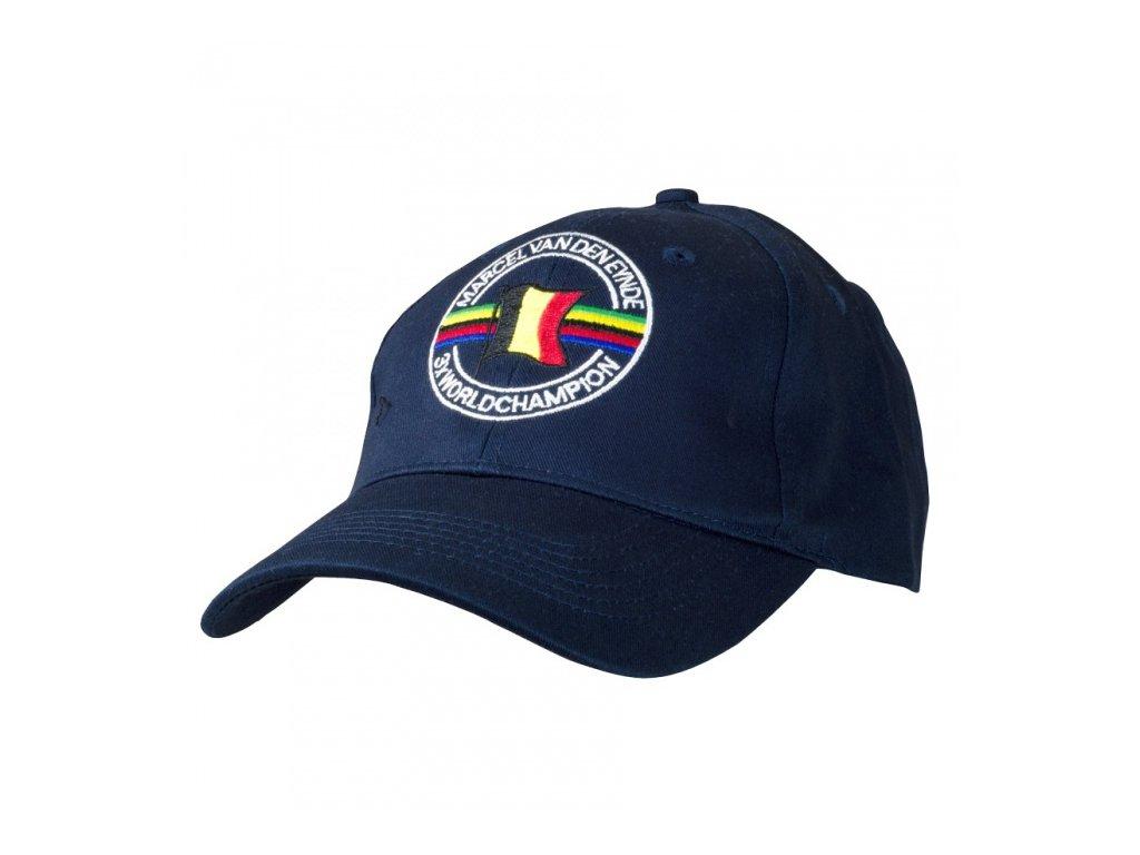MVDE kšiltovka Cap Black with Logo  + Sleva 10% za registraci