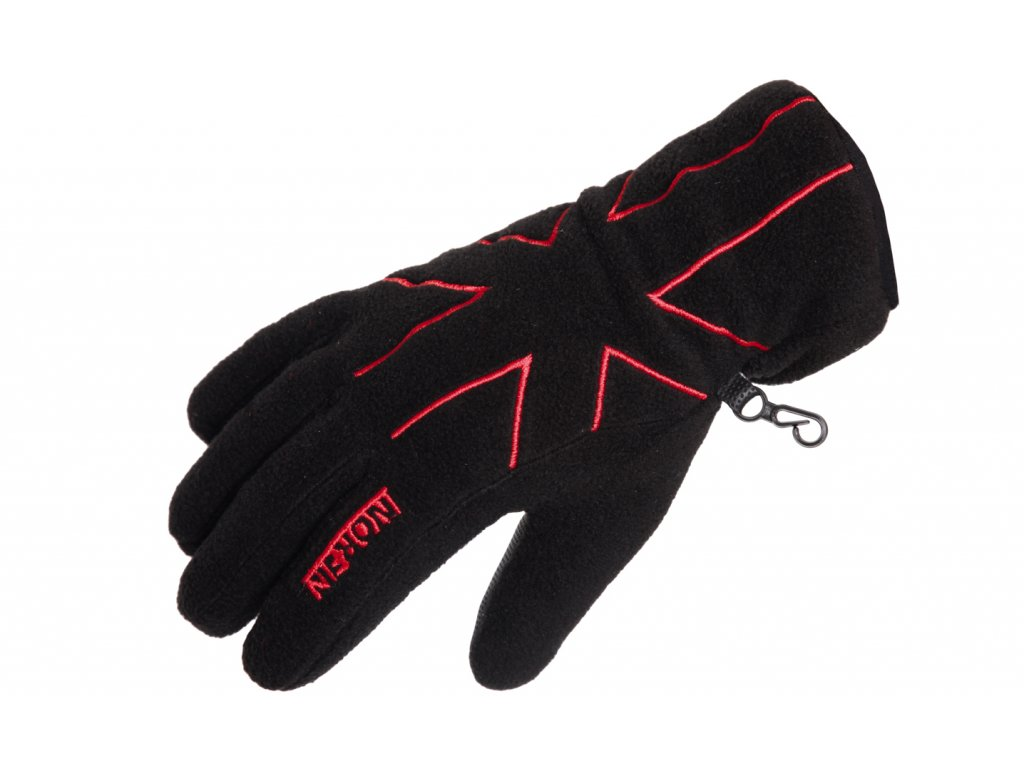 Norfin rukavice Gloves Black  + Sleva 10% za registraci