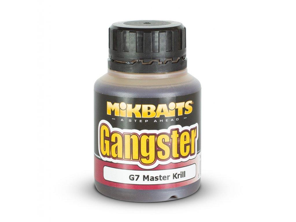 Mikbaits Gangster dip 125ml - G7 Master Krill  + Sleva 10% za registraci