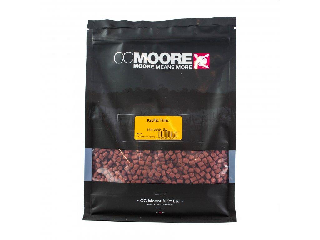 CC Moore Pacific Tuna - Mini pelety 6mm 1kg  + Sleva 10% za registraci