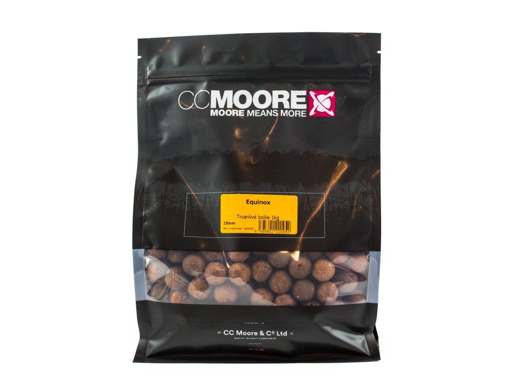 CC Moore Equinox - Trvanlivé boilie 15mm 1kg  + Sleva 10% za registraci