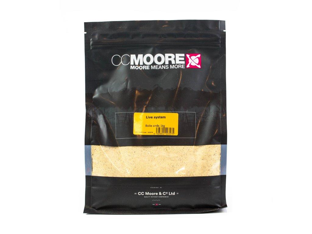 CC Moore Live system - Boilie směs Live system  + Sleva 10% za registraci