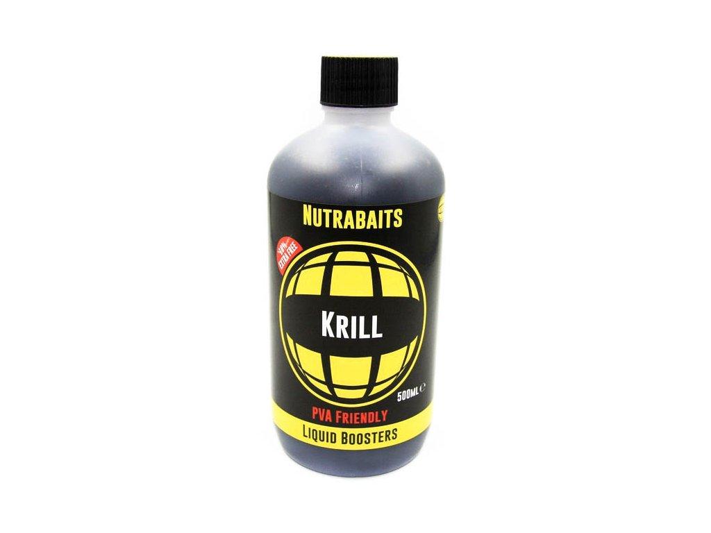 Nutrabaits tekuté přísady - Krill 500ml  + Sleva 10% za registraci